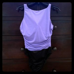 NWOT Miraclesuit Swimsuit 10DD New